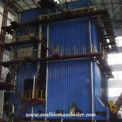 SHL coal steam boiler product