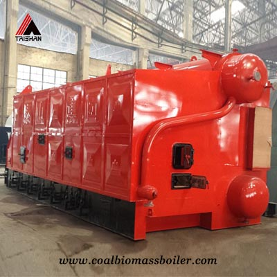 SZL coal fired steam boiler product