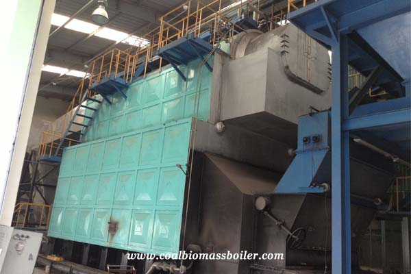 Biomass Boiler in Vietnam