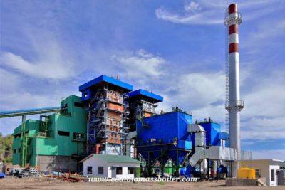 Biomass Boiler in Vietnam