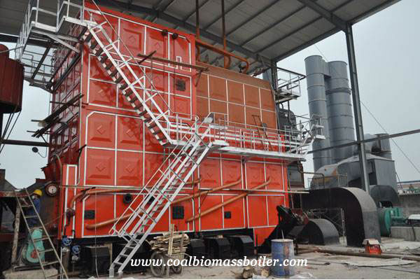 Biomass Pellet Boiler supplier