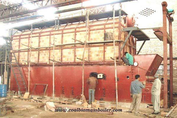 Biomass Steam Boiler in Malaysia