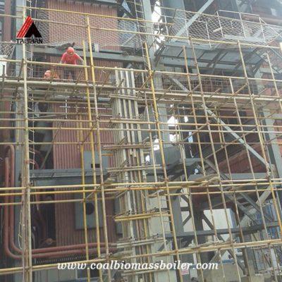 CFB boiler for power plant