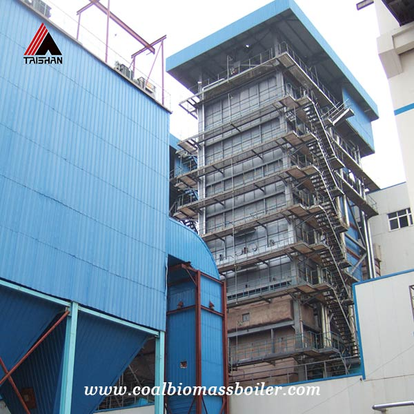 CFB boiler of taishan group