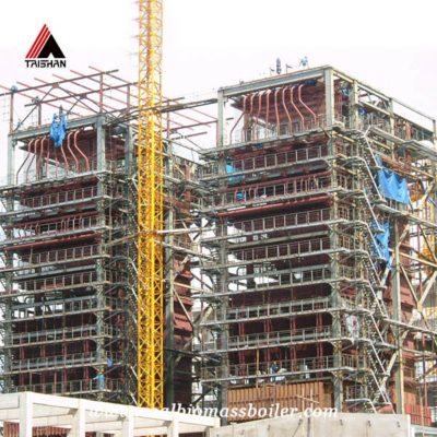 CFB boilers of taishan group