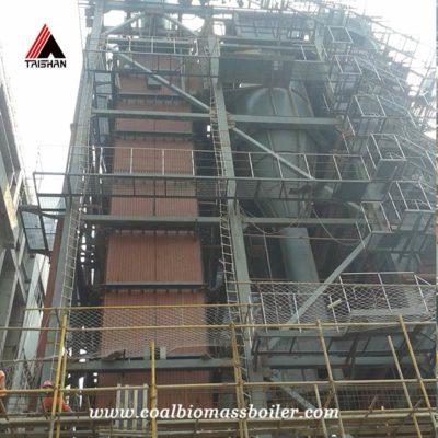 CFB power plant of taishan group