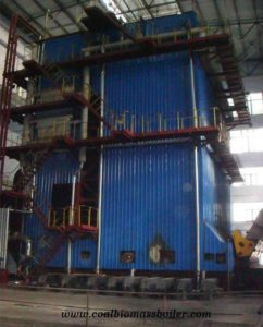 DHL Series coal boilers of taishan group