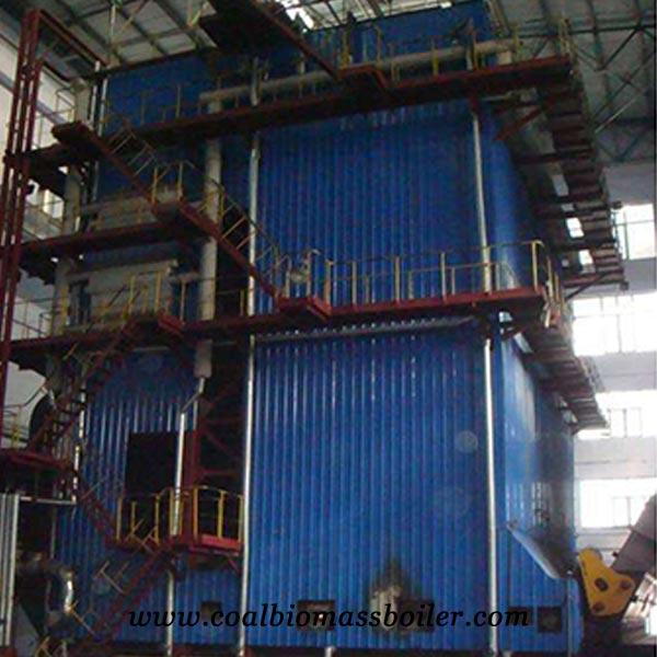 DHM biomass boiler