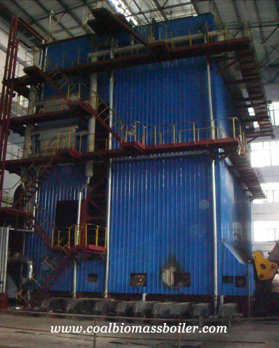 SHL Biomass Pellet Boiler