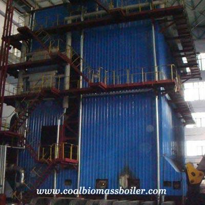 SHL Biomass boilers