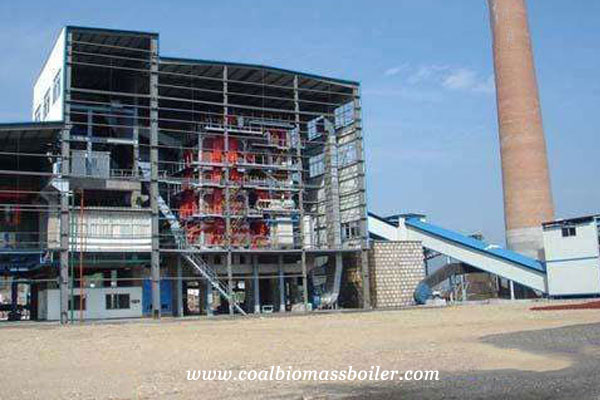 SHL Biomass fired Boiler