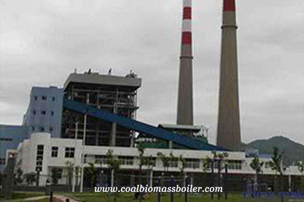 SHL Biomass power plant Boiler