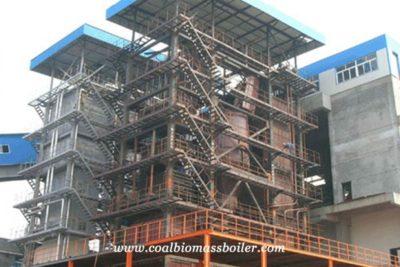 SHL coal steam boiler of taishan group