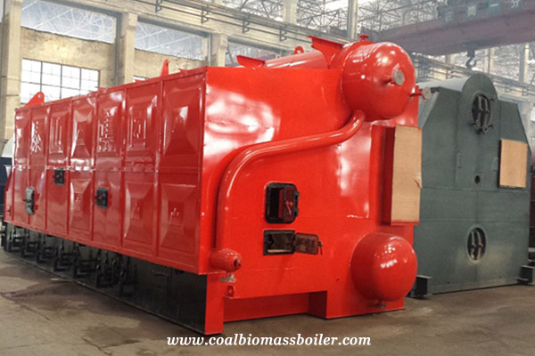 Coal Fired Steam Boiler - Coal Fired Boiler, Biomass Boiler