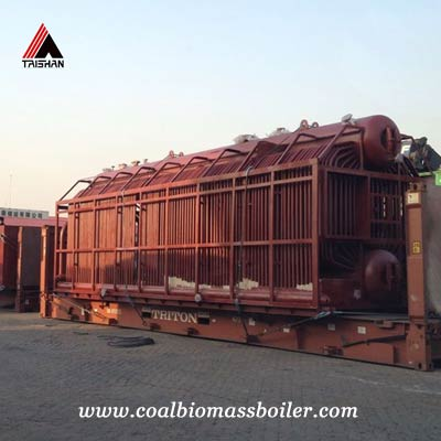 SZL biomass hot water boilers