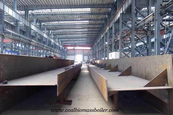 coal fired boiler factory of taishan boilers