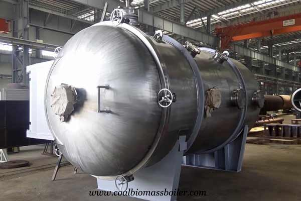 coal fired boiler factory of taishan group
