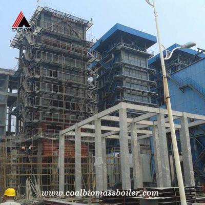 coal power plant boiler of taishan group