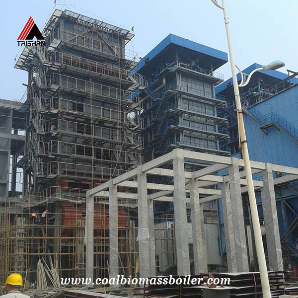 coal power plant boiler of taishan group