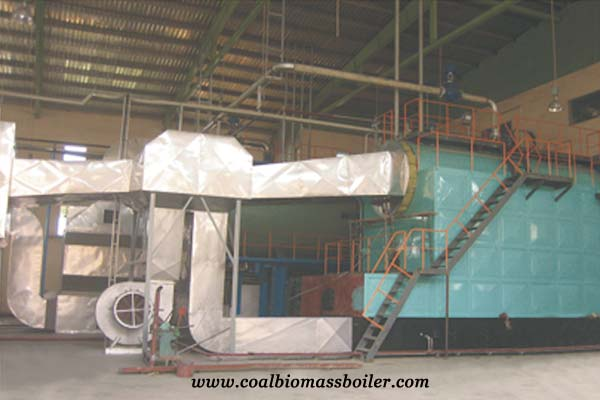 Coal Fired Boiler in Vietanam