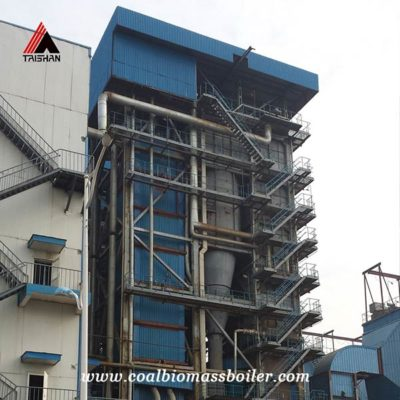 power plant boiler of taishan group