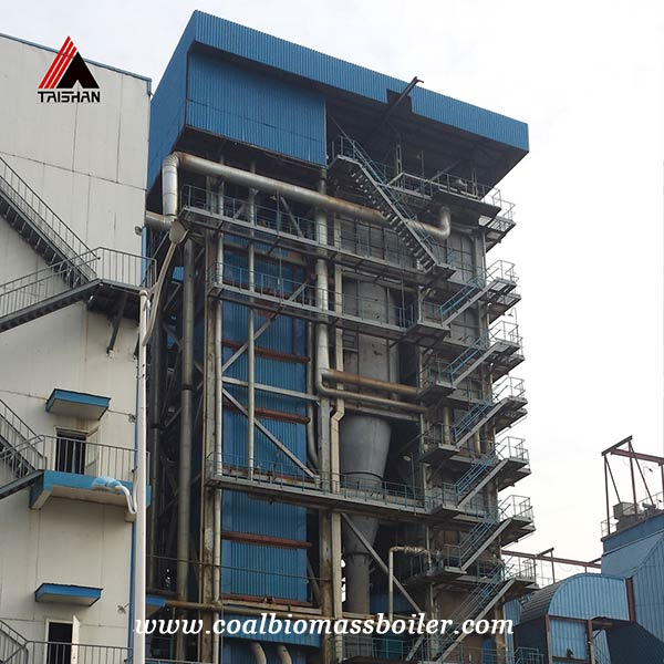 power plant boiler of taishan group