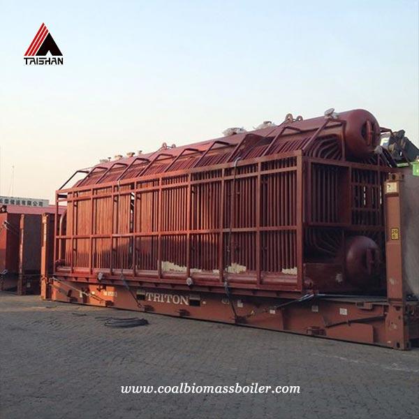 SZW Biomass Steam Boiler