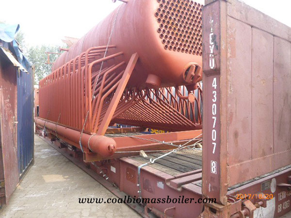 15 tons per hour Anthracite Coal Boiler was Delivered to Vietnam