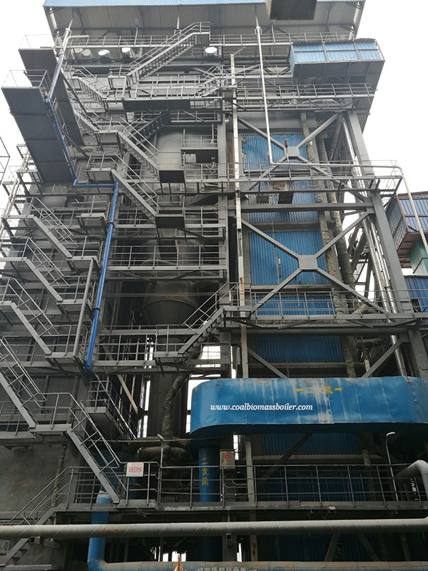 12MW Biomass Power Plant Boiler