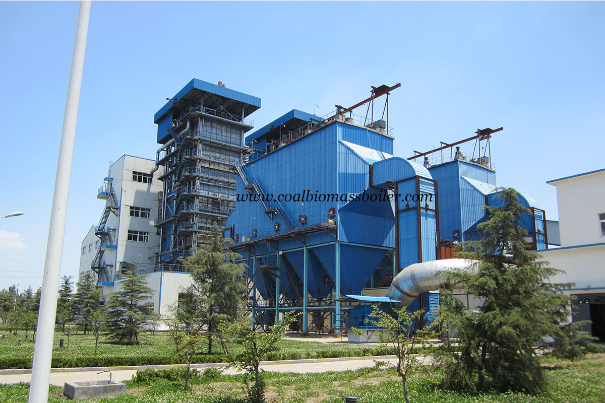 Circulating Fluidized Bed Boiler - CFB Boiler, Power Plant Boiler