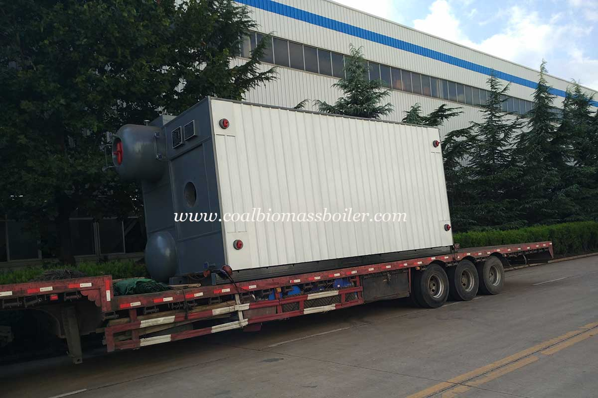 DOSH Certified Boiler Exported to Malaysia