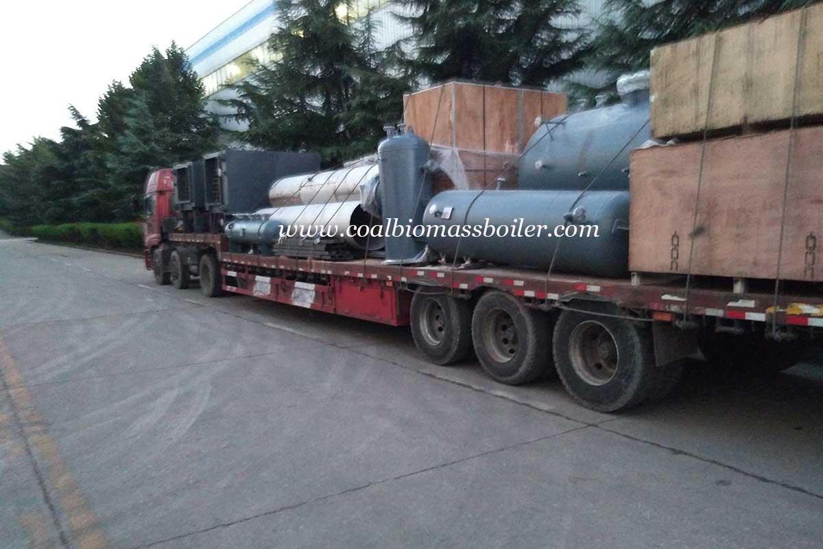 DOSH Certified Boiler to Malaysia