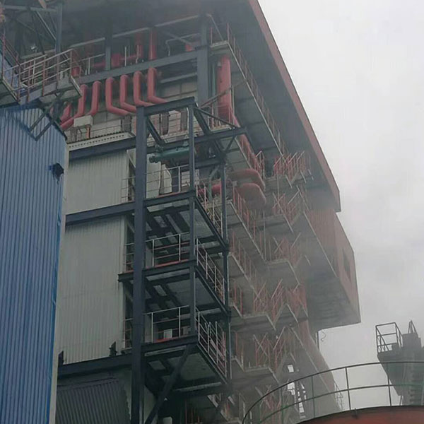 High Pressure Boiler Hydrostatic Test