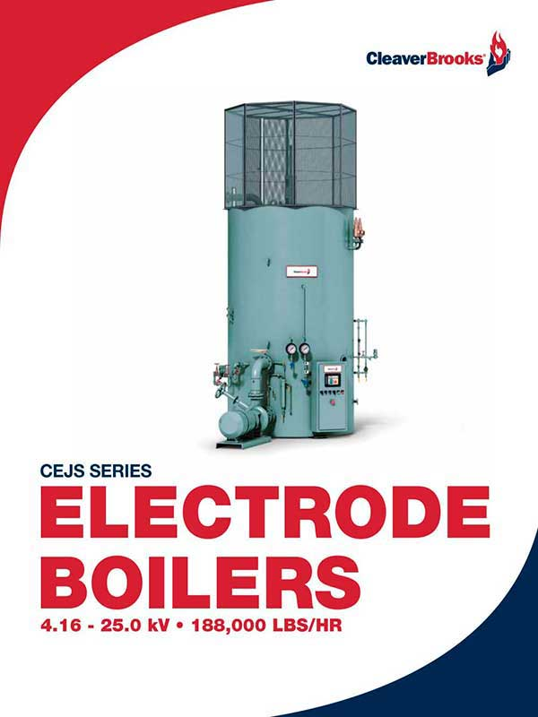 Cleaver-Brooks on Electrode Boiler