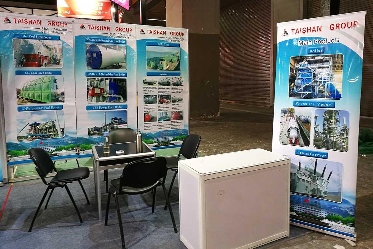 Power plant boiler manufacturer Canton Fair