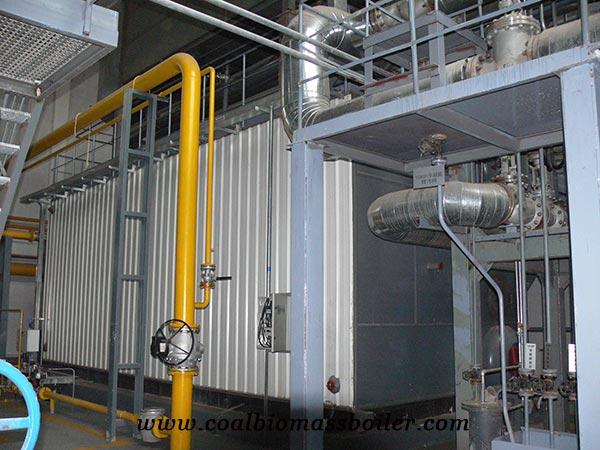 SZS Oil Boiler
