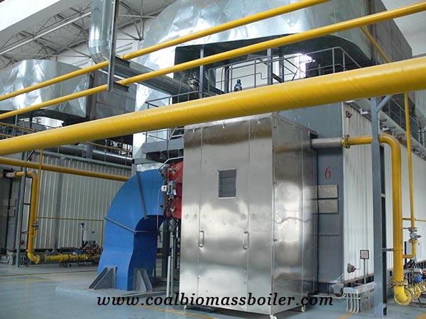 SZS Oil Fired Boiler