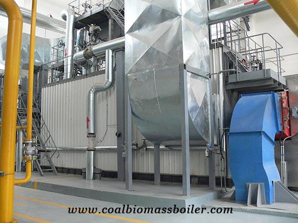 SZS Oil Steam Boiler