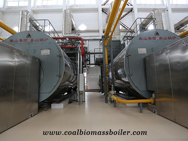 WNS series oil fired boiler