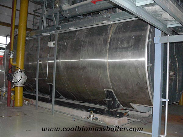 WNS series oil steam boiler