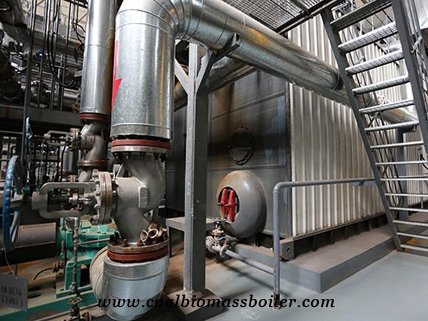 high performance gas team boiler
