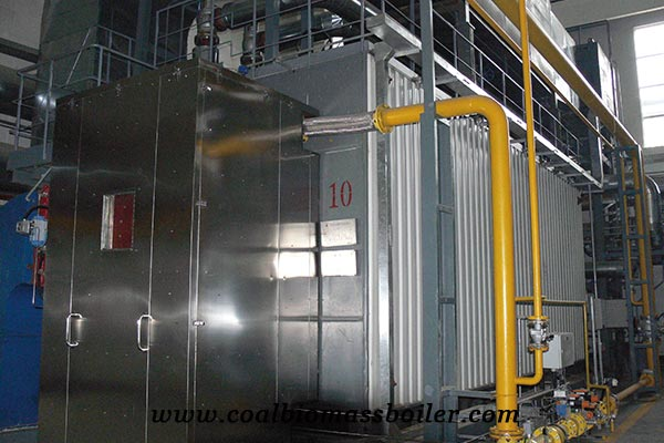 high efficiency gas boiler