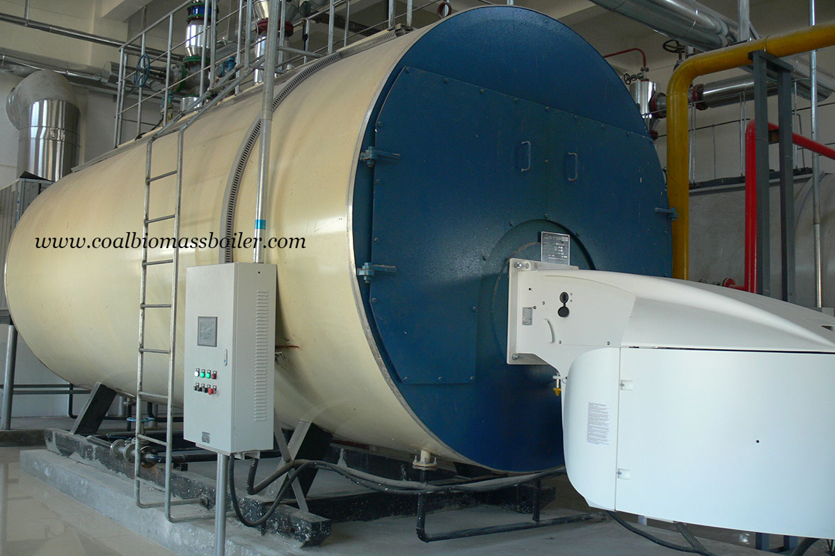Diesel Boiler Was Delivered to Angola