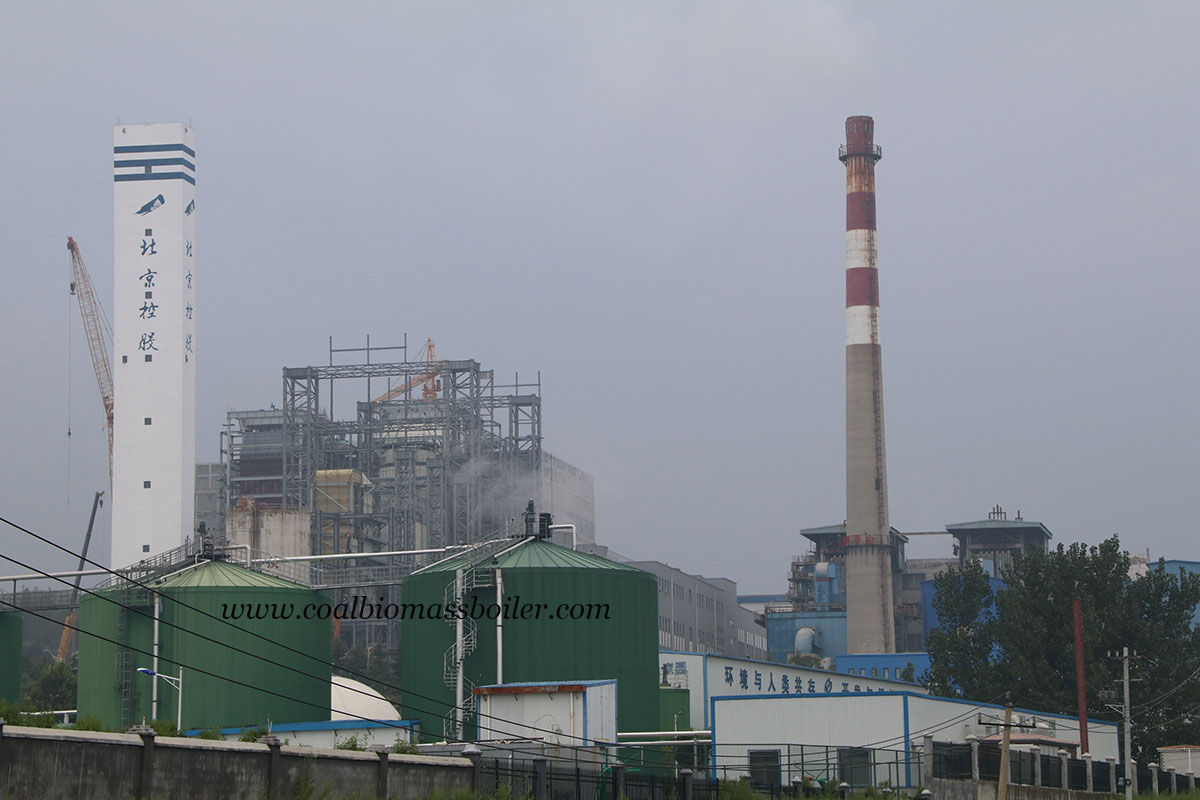 Two Sets of 600TPD Garbage Incinerators Running in East China