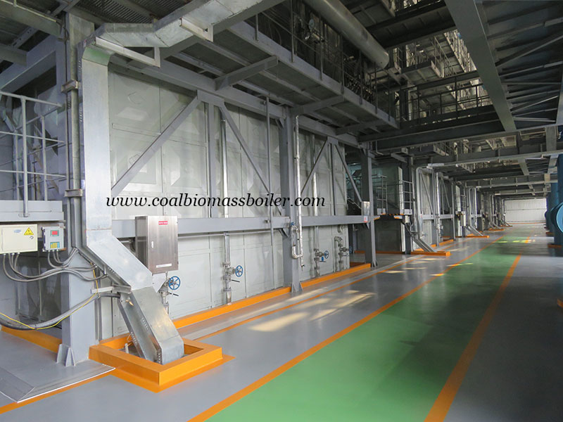 Pulverized coal boiler operating East China
