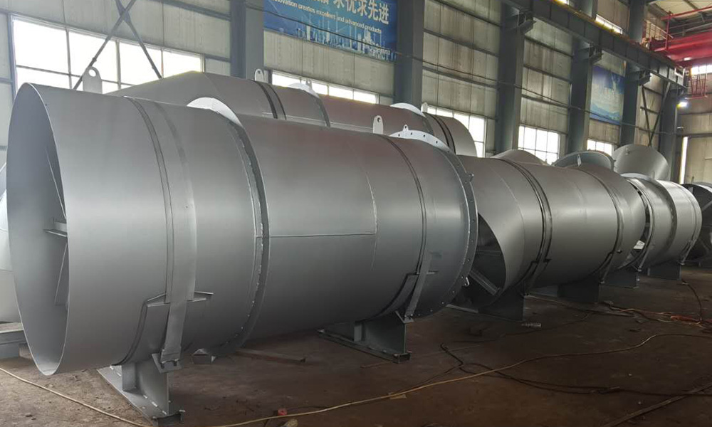 ASME Certified Waste Heat Boiler Exported South Korea